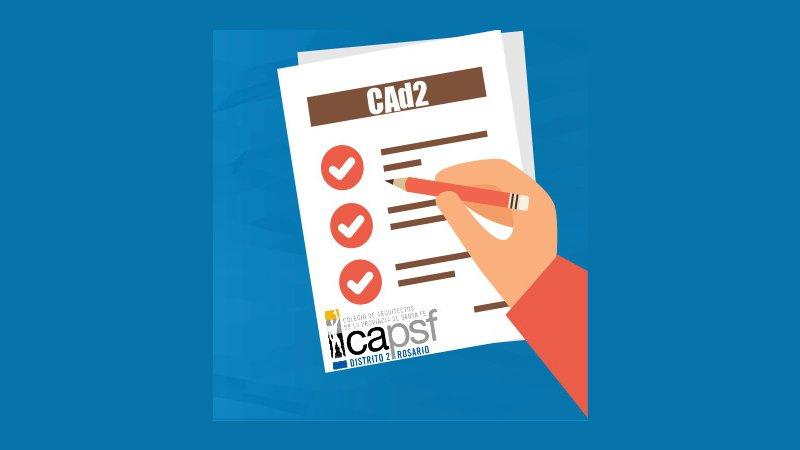 encuesta de opinión | CAd2