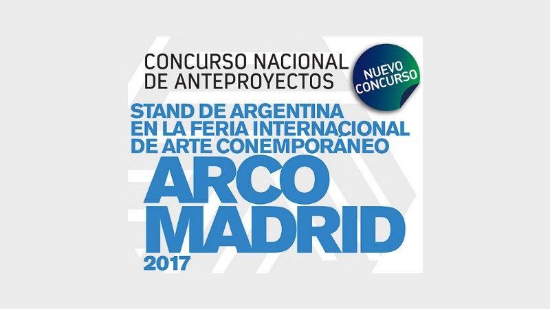 stand de argentina en la feria internacional de arte  contemporÁneo arcomadrid 2017 | CAd2