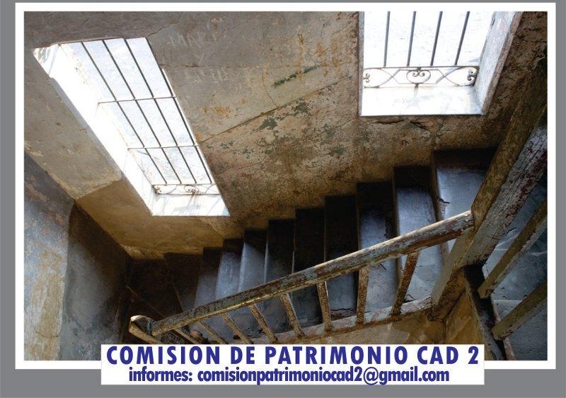 ley patrimonio arquitectónico de la provincia de santa fe | CAd2