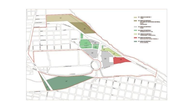 la tierra del estado y la gestión local: caso unidad de gestión 3 (ug3) – puerto norte | CAd2