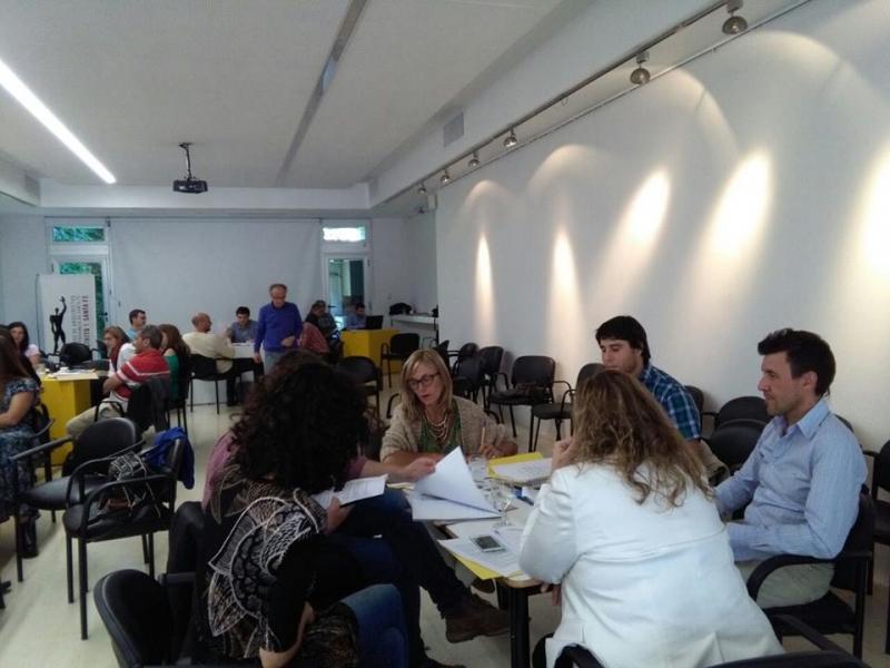 encuentro provincial de comisiones del capsf | CAd2