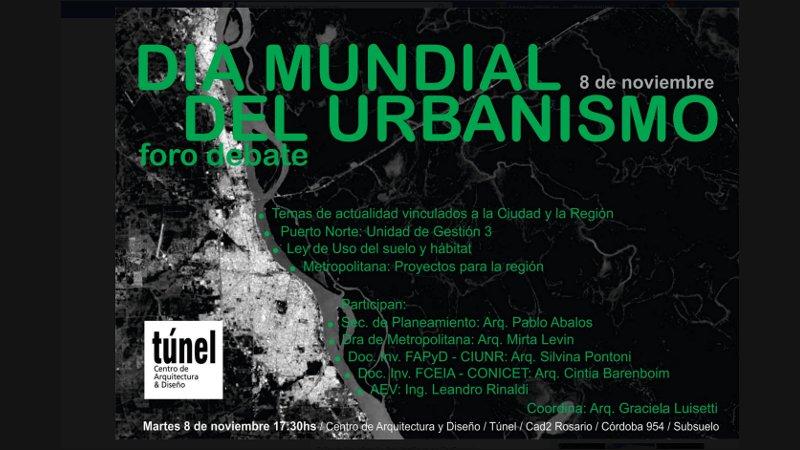 dÍa mundial del urbanismo | CAd2