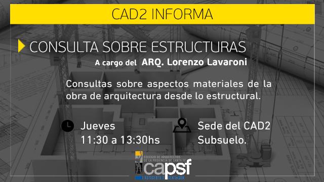 consulta sobre estructuras | CAd2