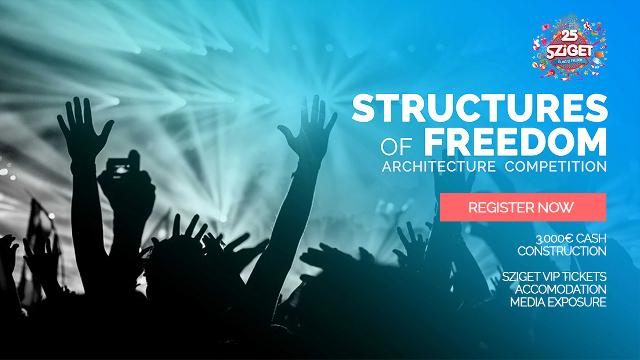 "concurso internacional de arquitectura: ""structures of freedom""   CAd2"