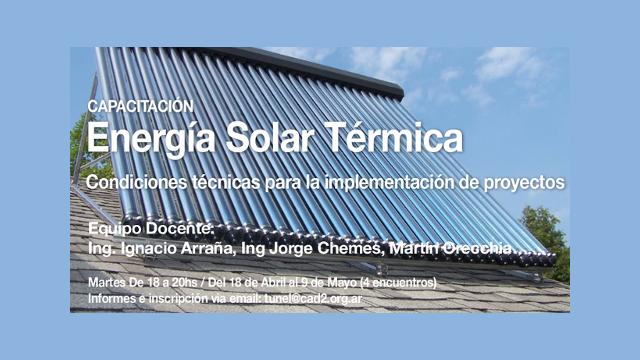 energia solar termica | CAd2