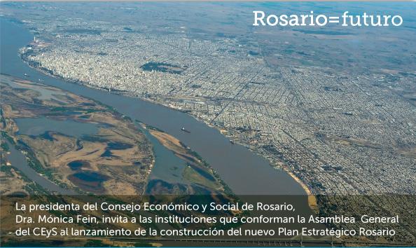 invitaciÓn lanzamiento del plan estratÉgico rosario | CAd2
