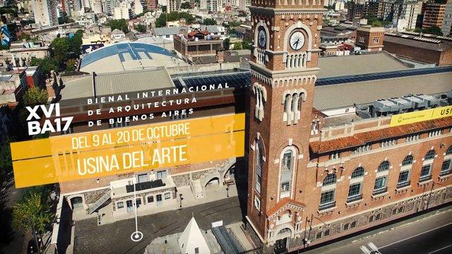 ba17 - bienal internacional de arquitectura de buenos aires | CAd2