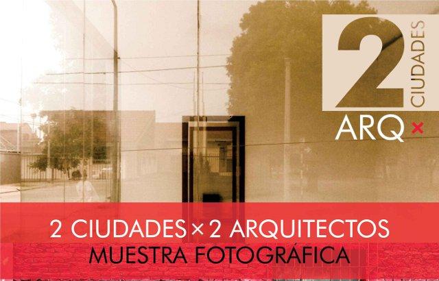 2 ciudades x 2 arquitectos | CAd2