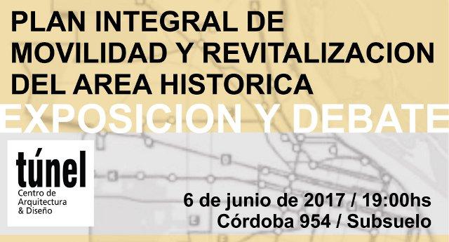 plan integral de movilidad y revitalizaciÓn del Área histÓrica | CAd2