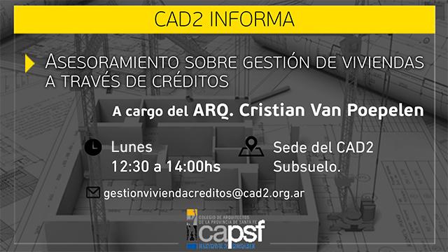 atenciÓn - nuevo horario de consultas   CAd2
