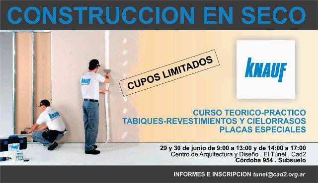 construcciÓn en seco de la empresaknauf argentina | CAd2
