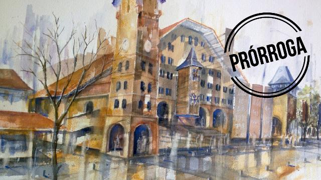 Área central de villa general belgrano - concurso internacional de ideas | CAd2