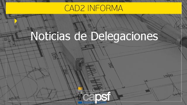 delegaciÓn sur /  delegaciÓn oeste / delegaciÓn norte | CAd2