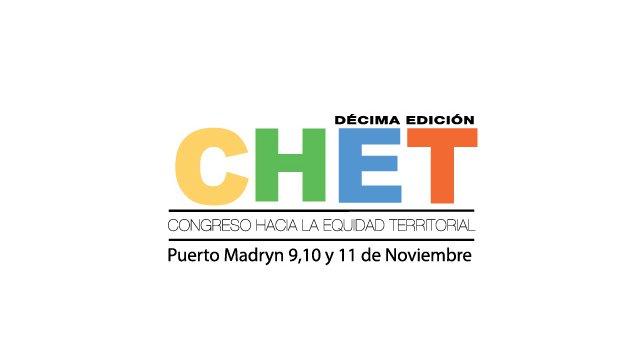 chet 2017 - congreso hacia la equidad territorial | CAd2