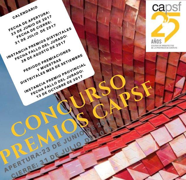 concurso premios capsf arquitectura construida sxxi. periodo 2000-2017 | CAd2