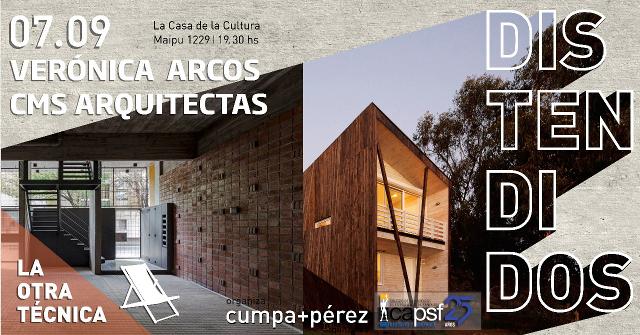 distendidos - verÓnica arcos / cms arquitectas | CAd2