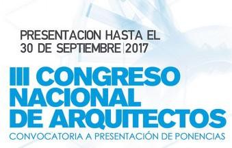iii congreso nacional de arquitectos | CAd2