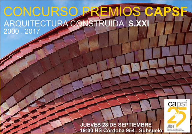 muestra concurso premios capsf | CAd2