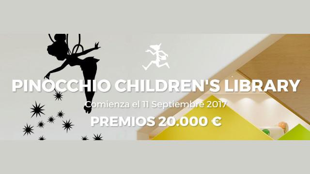 pinocchio children's librar | CAd2