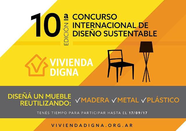 concurso internacional de diseño sustentable de vivienda digna, 10ma.edición | CAd2