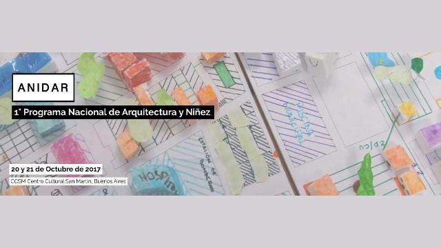 anidar: programa nacional de arquitectura y niÑez | CAd2