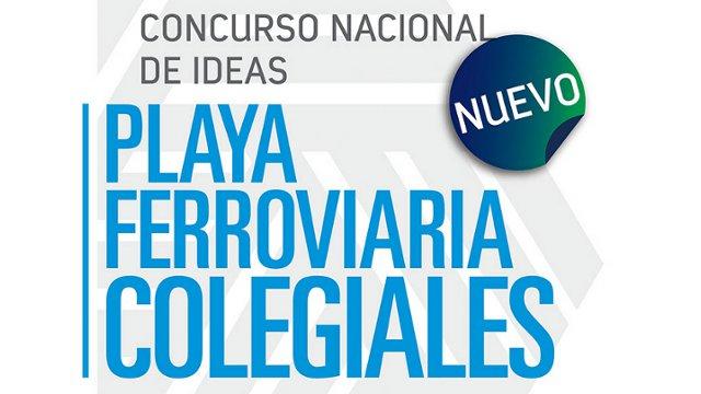 concurso nacional de ideas playa ferroviaria colegiales | CAd2