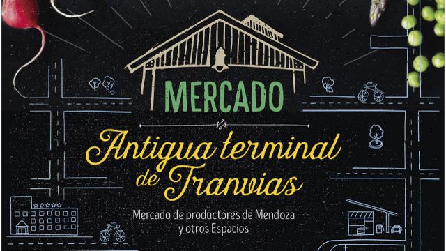 concurso nacional de anteproyectos mercado de productores de mendoza -  antigua terminal de tranvÍas. | CAd2