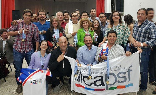se realizaron las xxi olimpiadas nacionales de arquitectos | CAd2