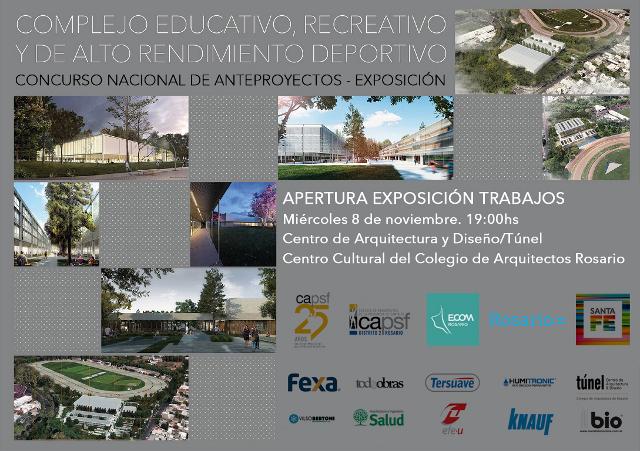 concurso nacional de anteproyectos parque de la independencia de rosario | CAd2