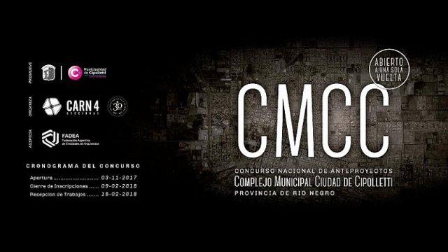 concurso nacional de anteproyectos complejo municipal ciudad de cipolletti | CAd2