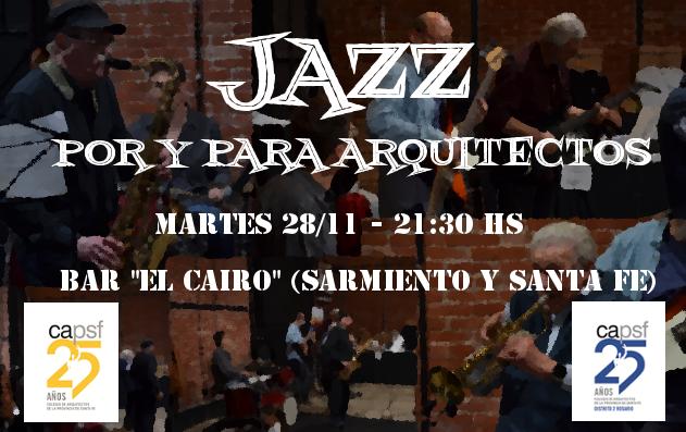 jazz en el cairo | CAd2