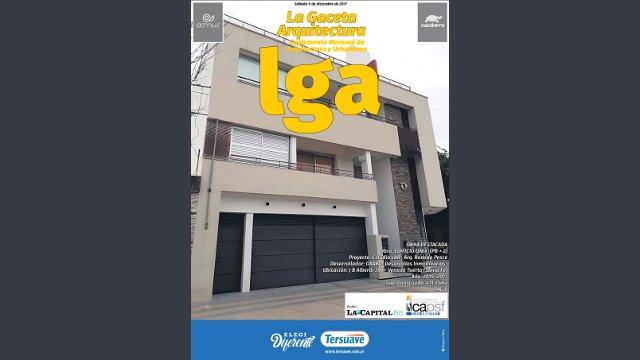 suplemento de arquitectura y urbanismodiario la capital | CAd2