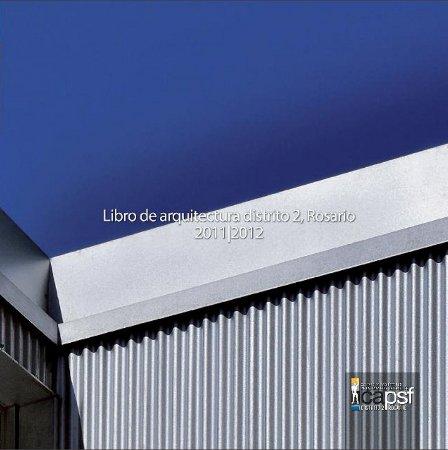 libro de arquitectura distrito 2 rosario | CAd2