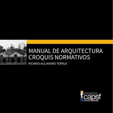 manual de arquitectura - croquis normativos - 2015 | CAd2