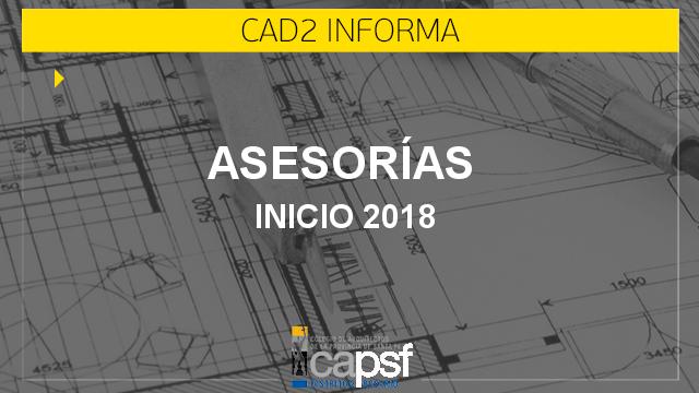 asesorias inicio 2018 | CAd2