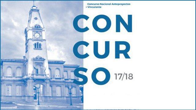 """concurso nacional de anteproyectos """"plaza de las carretas"""" de la ciudad de campana   CAd2"""