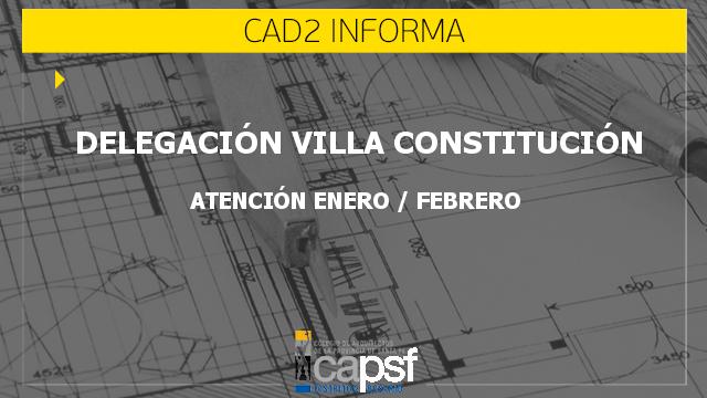 delegaciÓn villa constituciÓn | CAd2