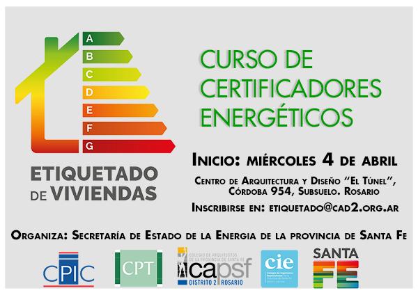 curso de certificadores energÉticos | CAd2