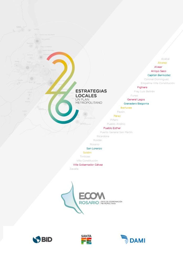 26 estrategias locales, un plan metropolitano   CAd2