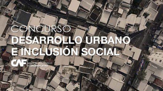 concurso de desarrollo urbano e inclusión social   CAd2