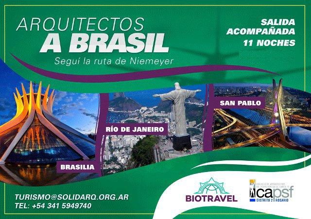 viaja a brasil siguiendo la ruta de niemeyer | CAd2