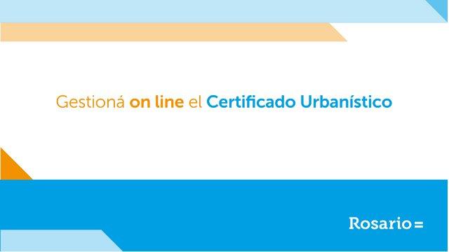 certificado urbanístico on line | CAd2