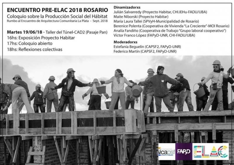 encuentro pre-elac 2018 | CAd2