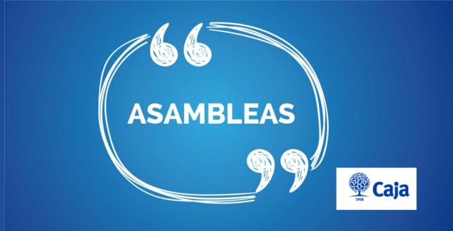 convocatoria asamblea - régimen previsional | CAd2