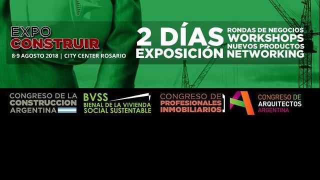 expo construir rosario | CAd2