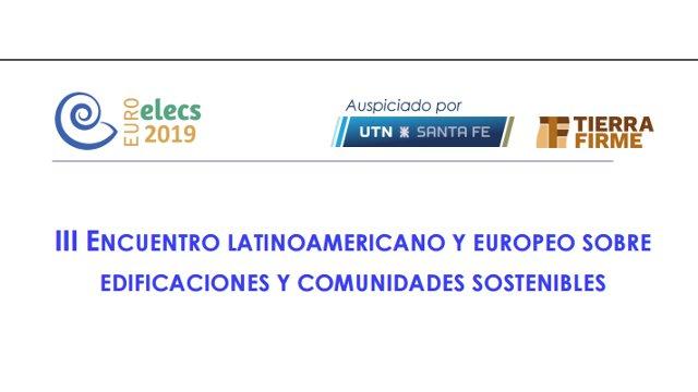 iii encuentro latinoamericano y europeo sobre edificaciones y comunidades sostenibles | CAd2