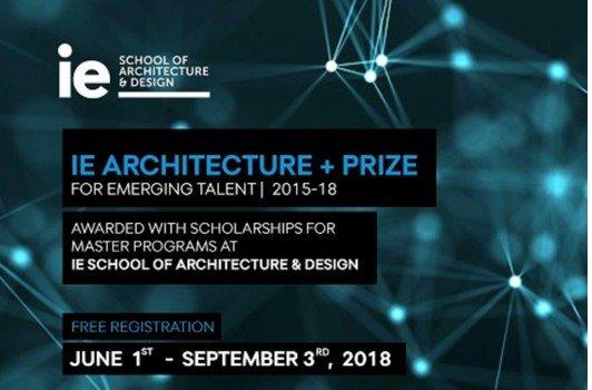 ie architecture + prize para jóvenes arquitectos y diseñadores | CAd2