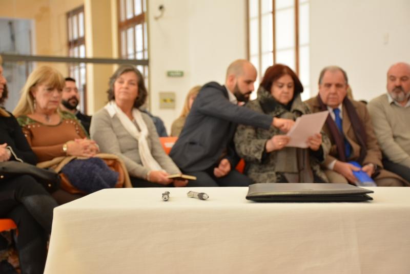 """se firmó el convenio para realizar el concurso nacional de anteproyectos """"salta 2141: espacio cultural y educativo de la memoria y la música"""