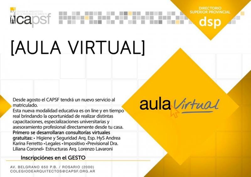 aula virtual | CAd2