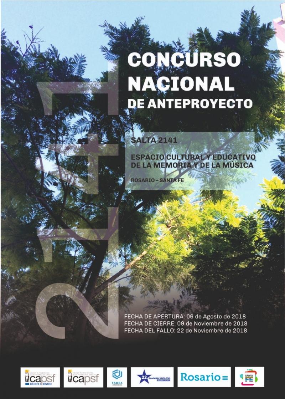 concurso nacional de anteproyecto para el complejo edilicio: salta 2141 - espacio cultural y educativo de la memoria y de la mÚsica | CAd2